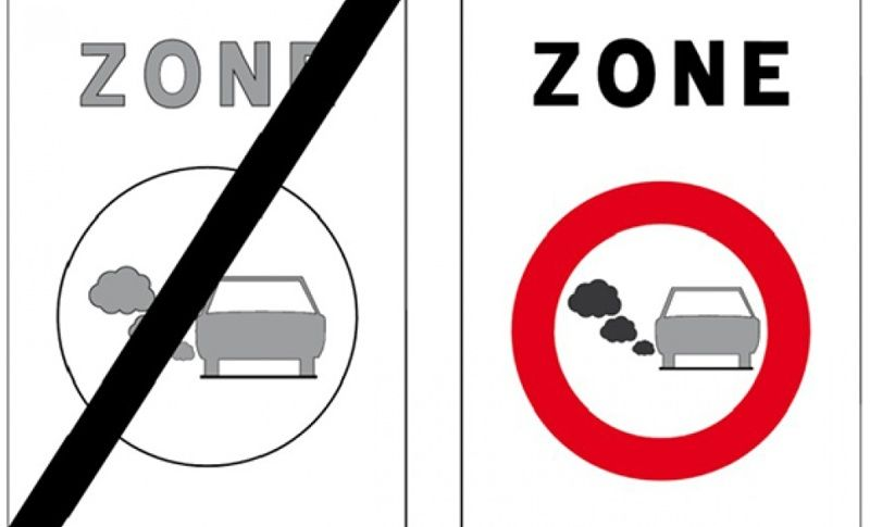 reduced emissions zones  and environmental stickers