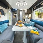 The space of a motorhome in the dimensions of a campervan? The perfect Combo! - Blog 3